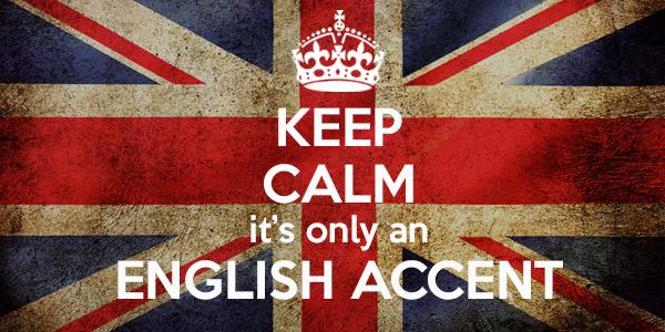 existen multitud de tipos de acentos en inglés que sin duda harán más ameno aprender inglés