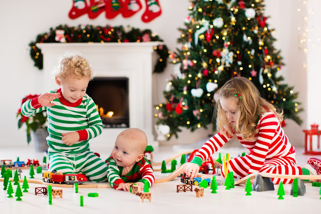 actividades ingles niños navidad